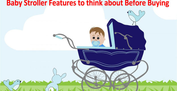 Baby Stroller Features to think about Before Buying