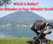 Which is Better? Three Wheeler or Four Wheeler Strollers!